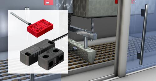 Magnetkodede sensorer MC 300 og sikkerhedstranspondere RD 800